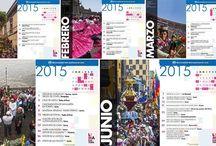 Campañas y hechos de 2015 / Todos los eventos, actividades y actos de motivos turísticos que sucedieron en el 2015