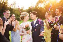 Casamento / Dicas e inspirações para planejar, decorar e criar o casamento dos seus sonhos