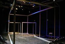 teatro Sperimentale - Scenografia