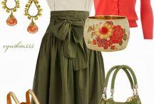 kombination av kläder