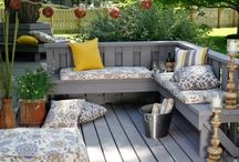 Outdoor furniture ideas- Casey!