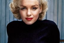 """Marilyn Monroe / """"Women who seek to be equal with men lack ambition."""" - Marilyn Monroe"""