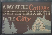 Cottage Life / All things related to cottaging both retro and current
