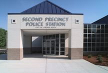 VBPD Second Precinct  / by Virginia Beach Police Department