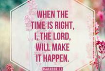 Gods time