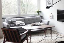 Decoração Escandinava - Apartamento Monocromático Lindo!