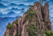 montagne en chine