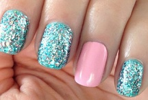 Nail designs and ideas  / by Katie Jackson