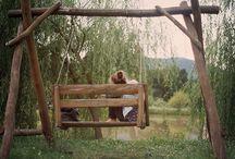 outdoor living / by Michele VanOrden