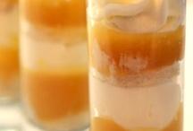 Individual desserts