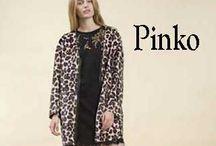 Pinko / Pinko collezione e catalogo primavera estate e autunno inverno abiti abbigliamento accessori scarpe borse sfilata donna.