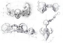 Jewelry Concept art