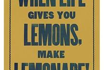 Lemons / by Emily Barnes