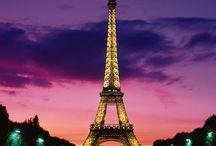 Stunning monuments in Paris