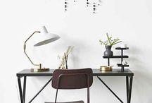Office style - inspiración oficina / Todo para crear un espacio de trabajo bonito