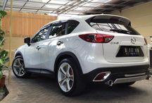 Mazda CX series