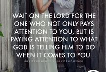 Godly dating / Quote on Godly Relationship n dating