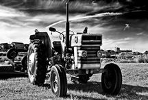 my tractor photos