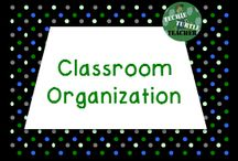 Classroom Organization / classroom organization