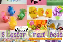 Kidz craftz / DIY kids craft inspiration