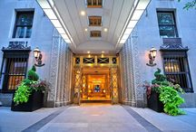 A View of the Lombardy Hotel / Photos of the #LombardyHotelNYC - Interior and exterior.  / by Lombardy Hotel