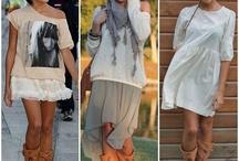 La moda que nos gusta! / Moda que te ayuda a expresarte: íntima, desenfada, con personalidad y muy, muy exclusiva.
