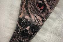 Nya tatueringar