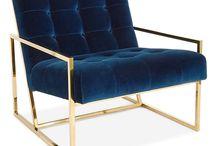 Lounge / læse stol