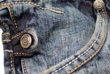 Denim / Rugged jeans only for real men!