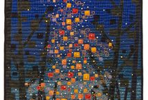 Things People Do with Textiles / Awesome, inspiring fiber art projects  / by Pamela Broz