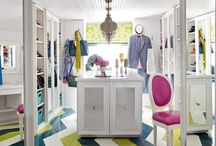 RIGBY HOUSE GIRLS ROOMS / by Lori Buchanan