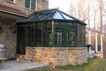 Conservatory / Greenhouse / Nothing can surpass the charm and beauty of classic English or Victorian conservatories.