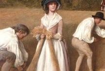 Work Ladies / 18th century