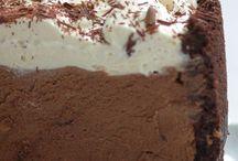 Chocolate Mousse Desserts