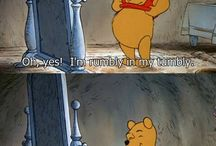 Winnie the Pooh / by Stacey Scare