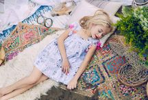 Nellystella 2017SS / Most trendy summer dresses for little girls age 1-10Y.