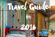 Adventure Awaits. Cuba / The Ecotourist is finally going back to Latin America! Our first trip to end 2016 with a bang will be Cuba!