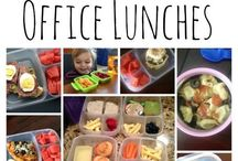Healthy snacks & lunches