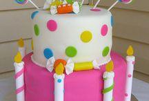 laura dort 2. narozeniny