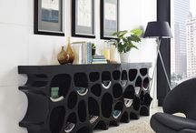 """Stands and Storage / Interesting ways to store our """"stuff"""""""