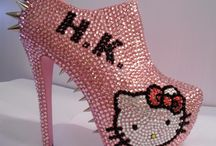 Hello Kitty Fashion / Clothes, bags, hair, if you can wear it and flaunt it, it's here :)
