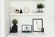 Urban Room Decor