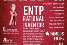 ENTP / ENTP - The Inventor. Adept at directing relationships between means and ends.