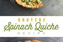 Quiche Recipes