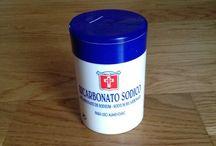 Bicarbonato , usos