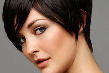 Trendy hairstyles 2014 / Funky hair trends