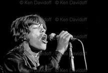 Mick Jagger classic rock photos / Photographs of Mick Jagger
