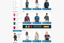 eCommerce Templates