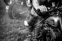 Bikers looks / by Jose Luis Garcia Nieto