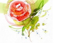 Watercolors / by Amy Woods Watercolors